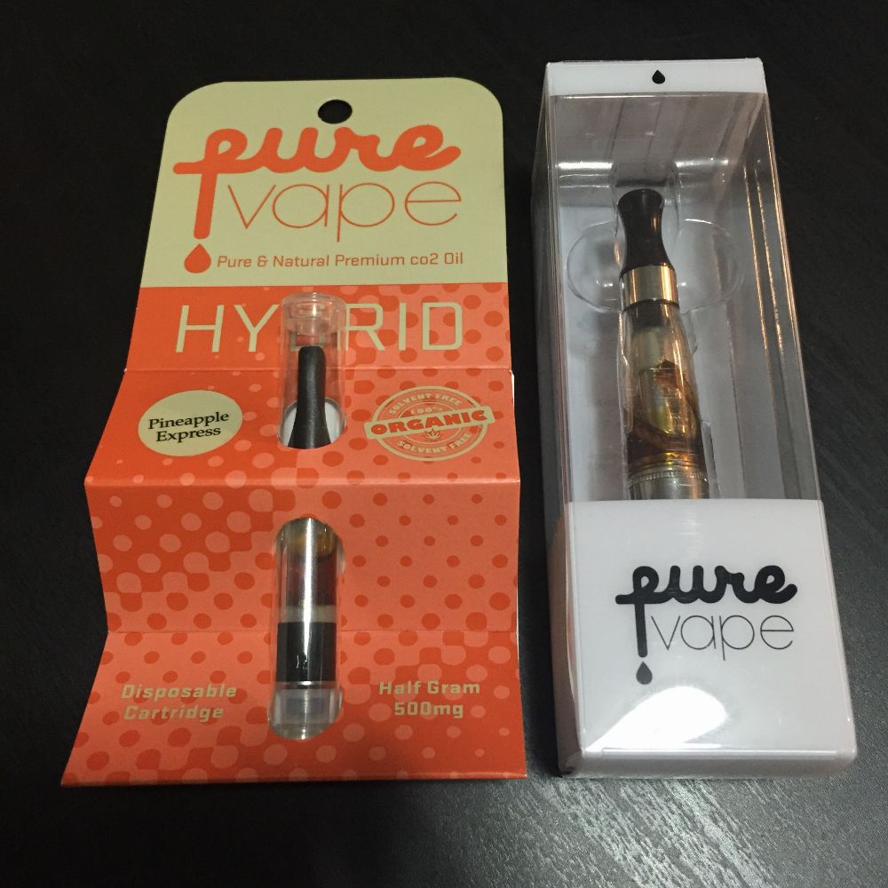 pure vape cannabis 500mg 1200mg